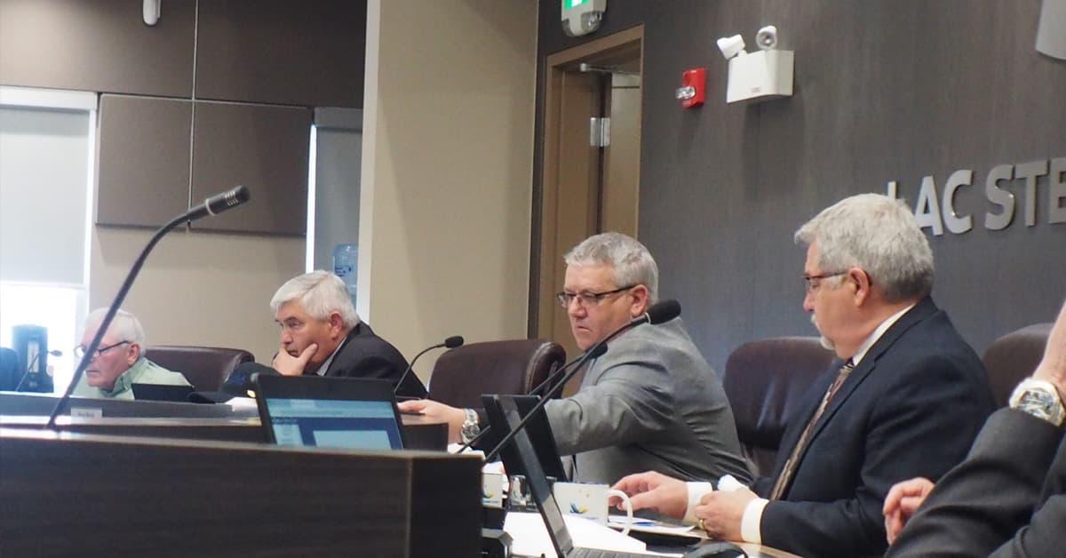Lac Ste. Anne County Council, 2020