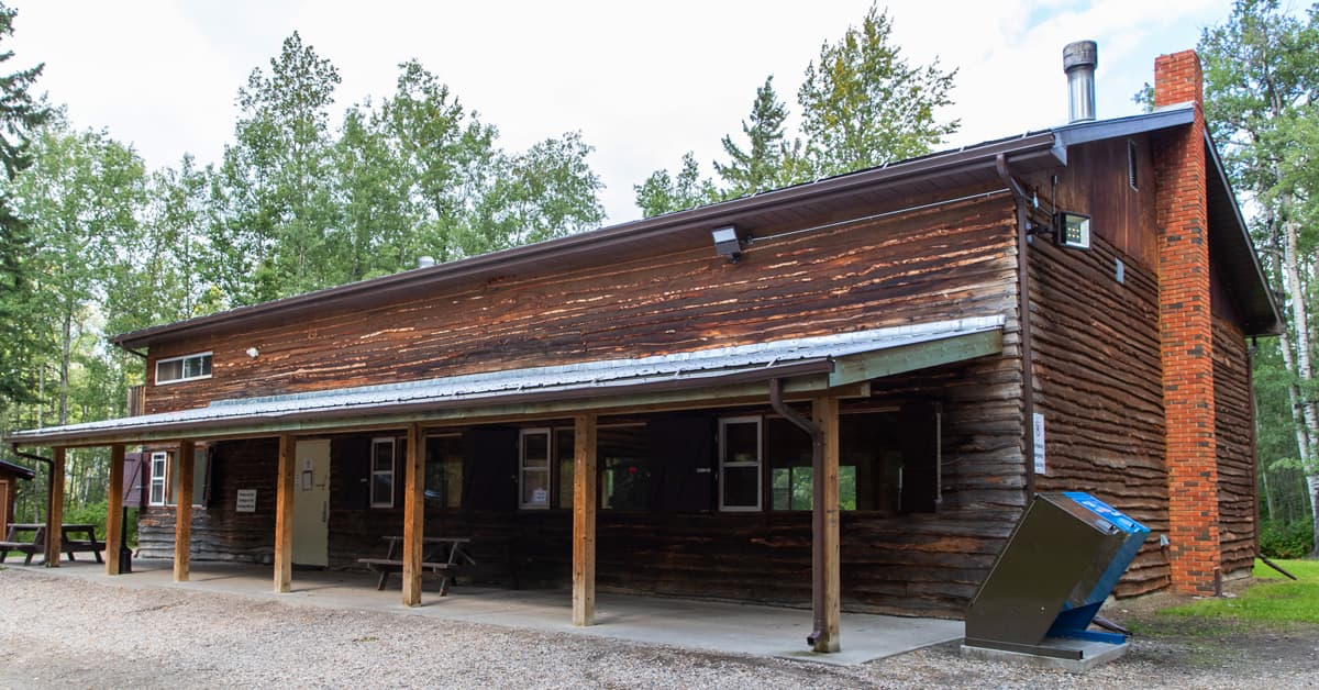 Lessard lake Outdoor Education Centre