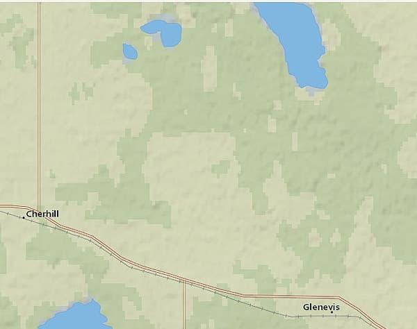 Gravel Program Map